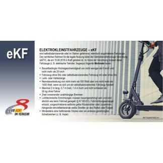 Elektrokleinstfahrzeuge Infokarte