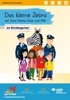 Spielblock Kindergarten