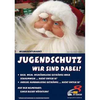 Jugendschutz Weihnachtsmarkt