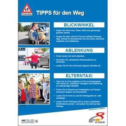 TIPPS für den Weg