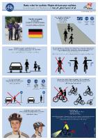 Grundregeln Radfahrer